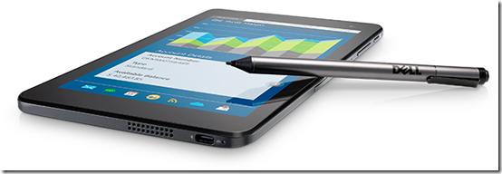 Dell Venue 8 Pro 5855 納品状況
