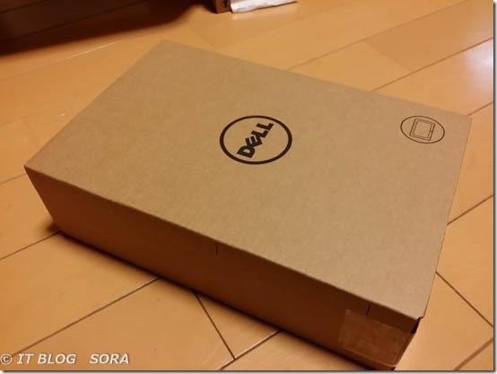 遂に届いた Dell Venue 8 Pro 5855