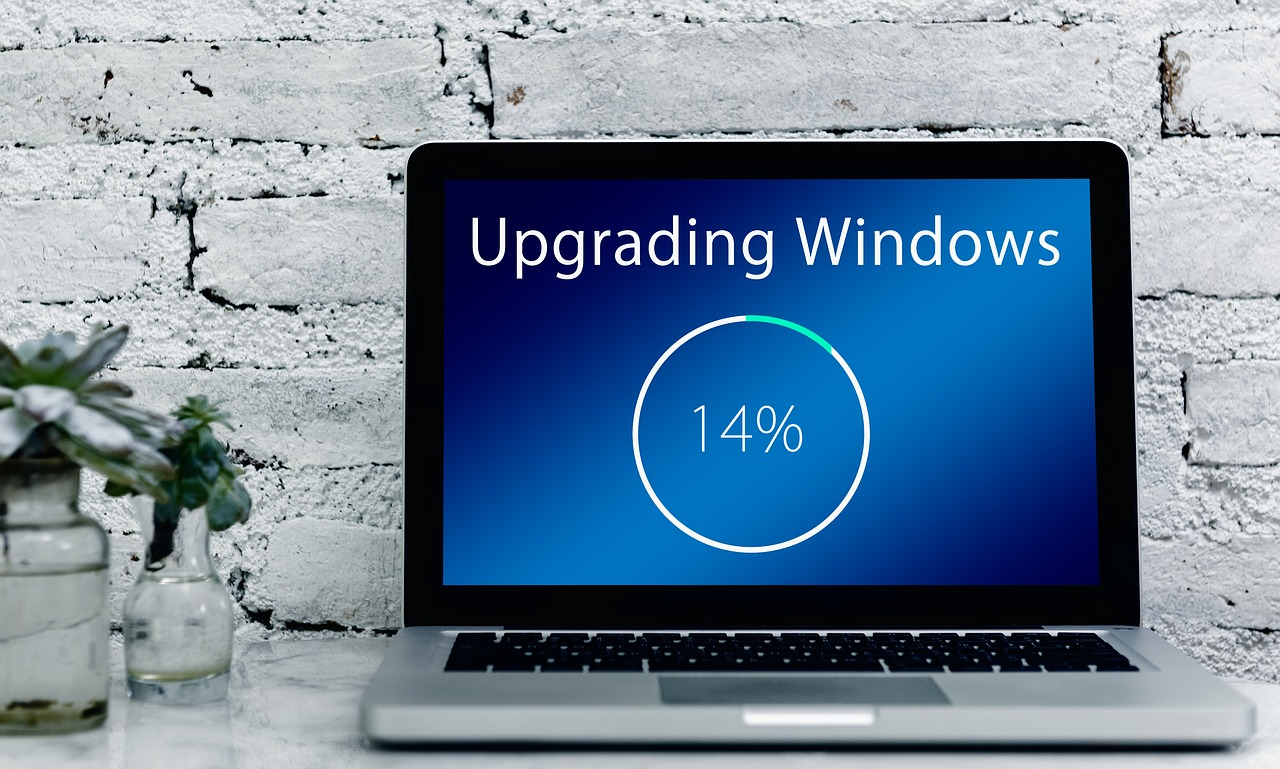 「事務所のパソコンをWindows10へ統一」サポート