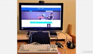 Surface Goデュアルディスプレイ環境
